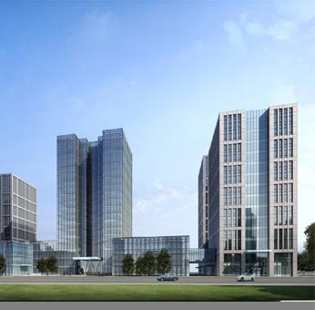 北京理工大学科技楼项目