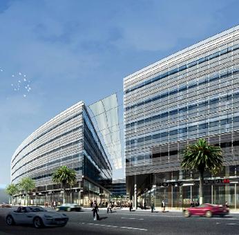迪拜商业园一期项目