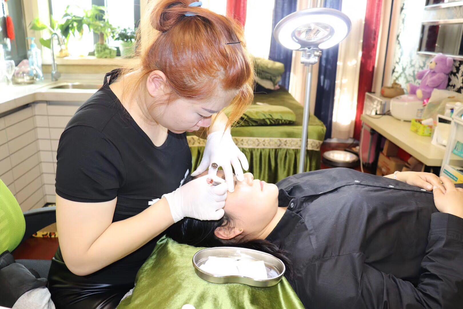 半永久化妆培训