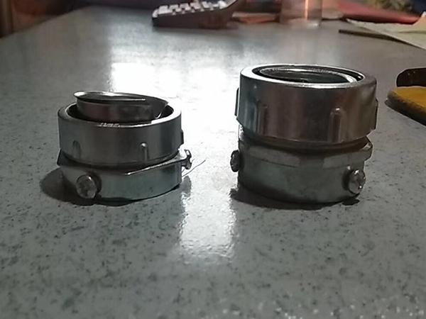 不锈钢件数软管接头