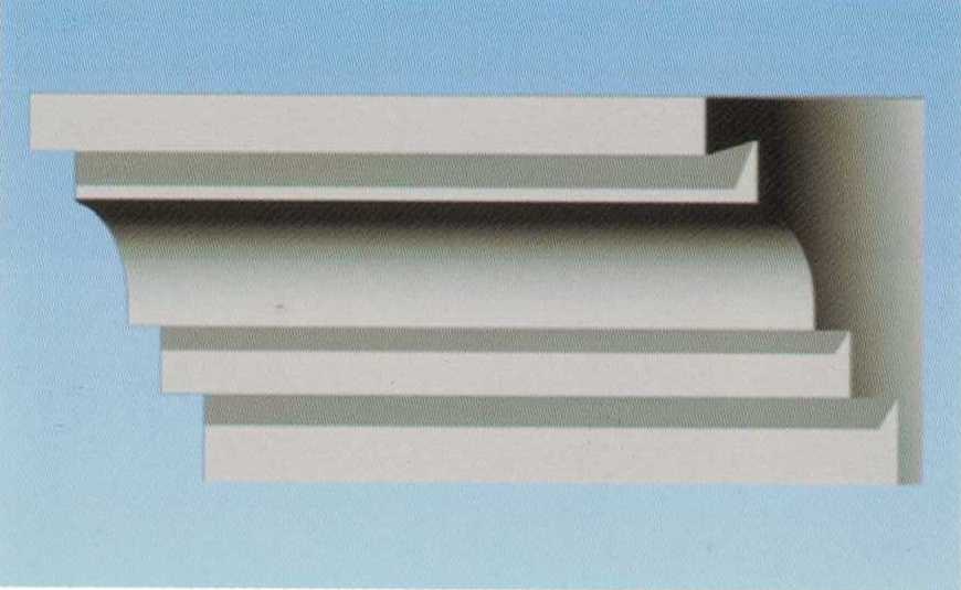 GRC装饰线条