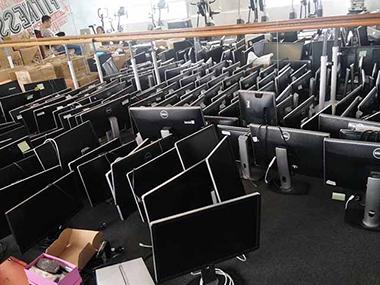 电脑回收就找北京京鑫专业办公耗材回收