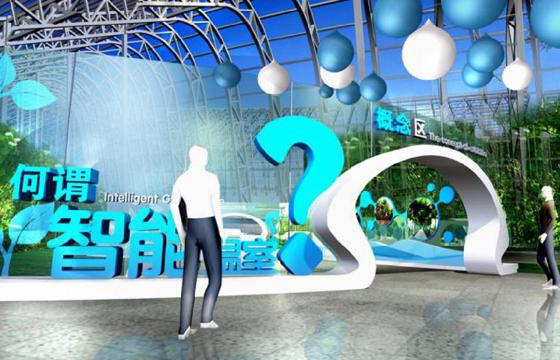 北京朝阳区展厅搭建公司展厅设计技巧