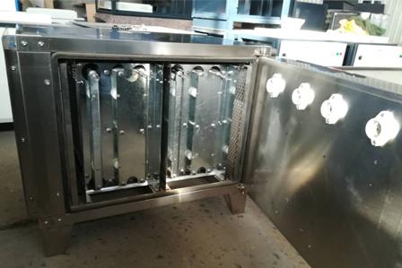 油烟净化器设备维修