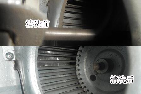 中央空调涡轮清洗