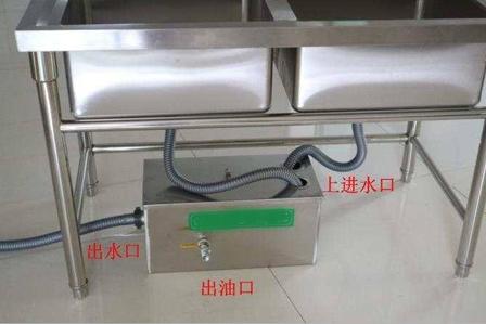 餐厨油水分离设备