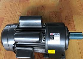 G系列单相齿轮减速机