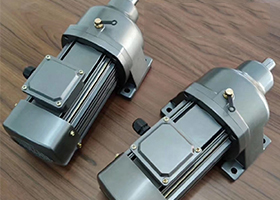 齿轮减速机替代摆线系列减速电机