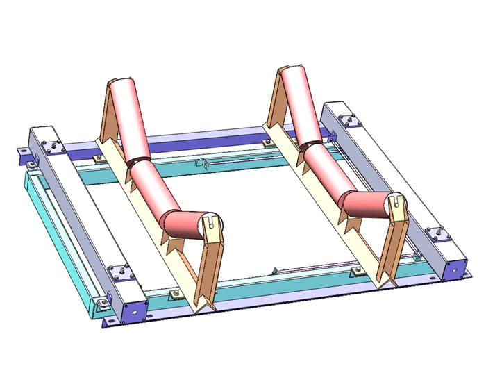 北京通州电子皮带秤的安装流程