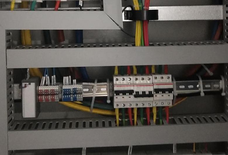 密集母线安装供货就找北京江恒电气公司