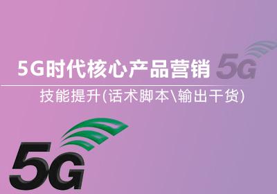 5G时代核心产品营销技能提升