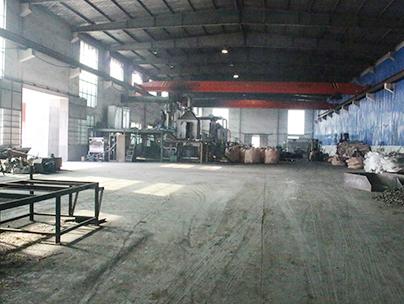 黄铜棒生产厂房