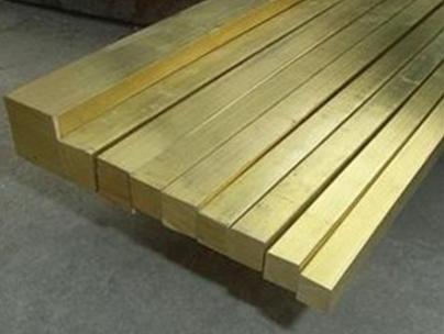 黄铜方棒价格