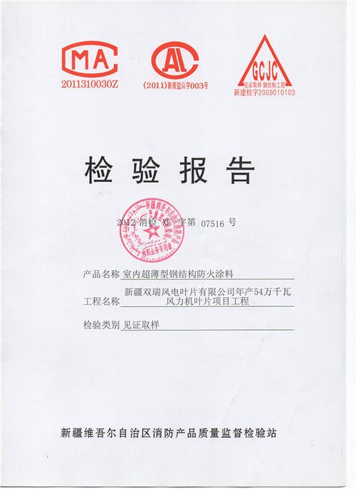 工程检测报告8