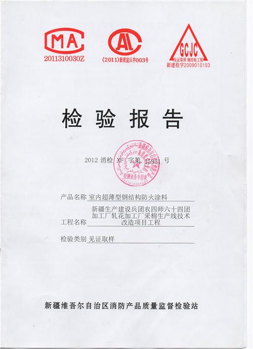 工程检测报告7
