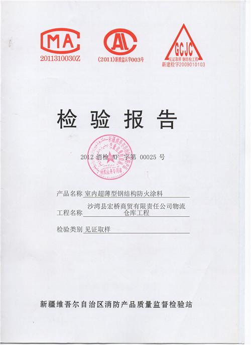 工程检测报告4