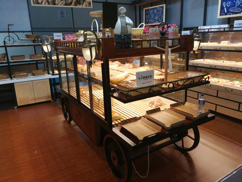 新疆烘焙货架