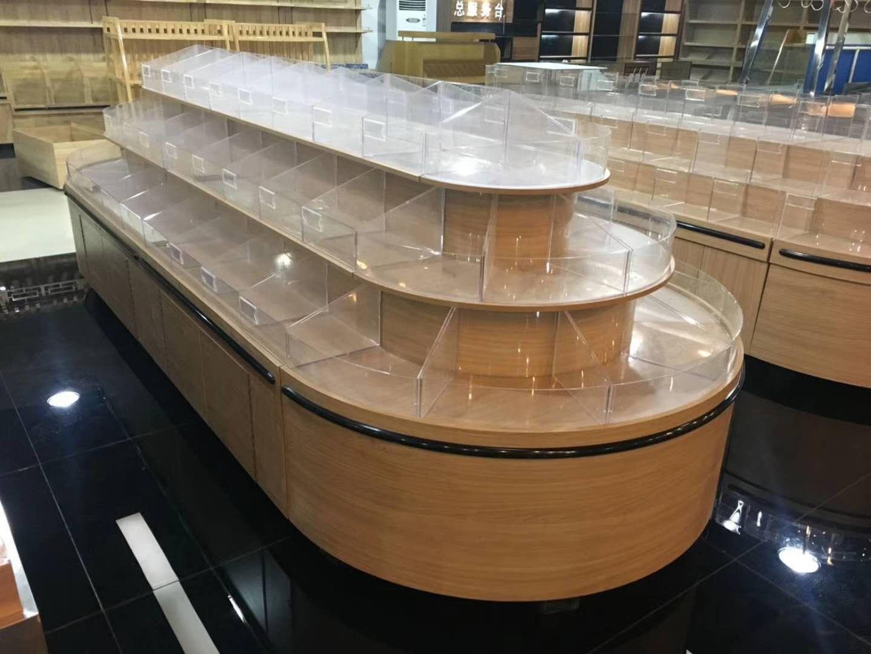 木制品散称货架