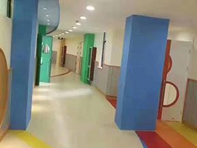 儿童医院过道(样板)