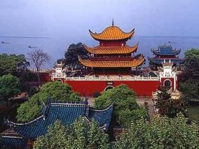 湖南岳阳楼(湘江漆)