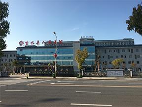 江西吉水县人民医院(外墙华润漆)
