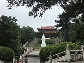 江西文天祥纪念馆(华润漆)