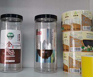 食品不干胶标签印刷