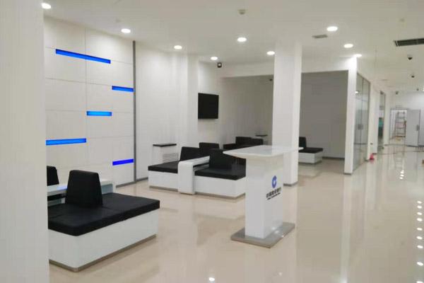 银行办公沙发