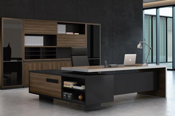 实木办公桌