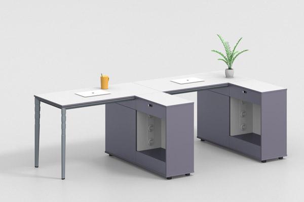 办公职员桌什么品牌较好从哪个细节部分能看质量好坏