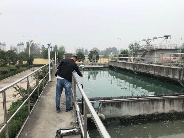 宝鸡眉县污水处理厂详勘测绘项目顺利完工