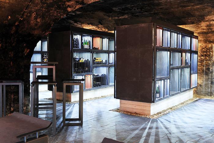 不锈钢酒窖