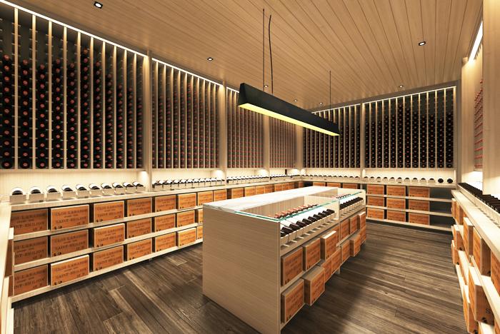 北京中美(ZOMO)酒窖公司专业定制酒窖