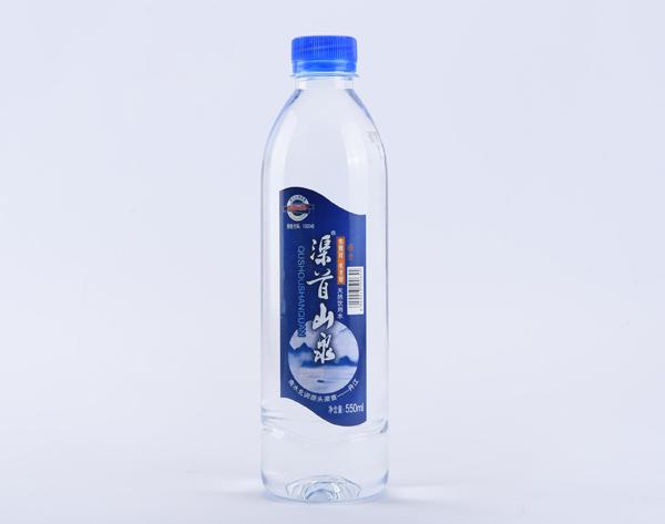 瓶装水产品展示-3