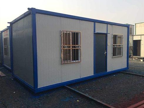 南阳集装箱房活动板房