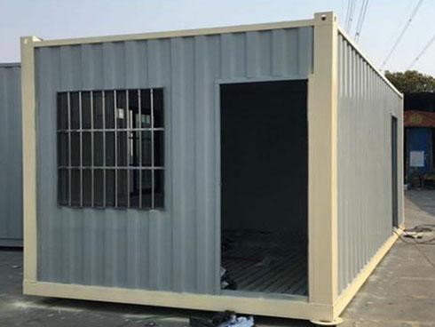 南阳集装箱房活动板房制作