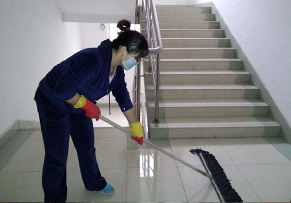 物业保洁服务费用