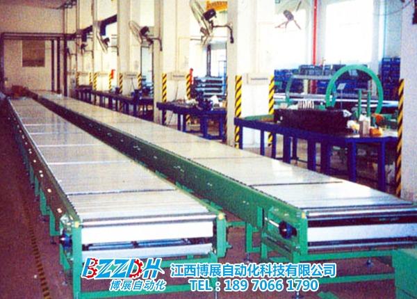 供应隧道炉链板线