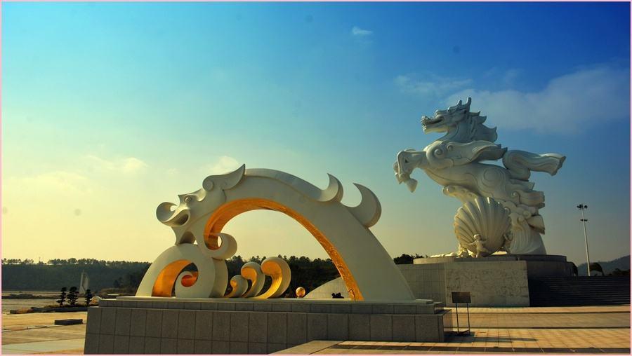 吉安城市雕塑
