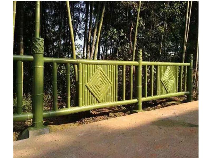 吉安水泥仿竹栏杆