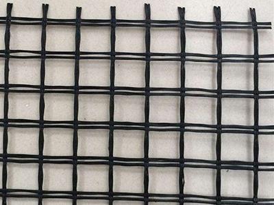 自粘式玻璃纤维土工格栅