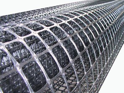 且看下新疆钢塑土工格栅在市政道路施工中的使用