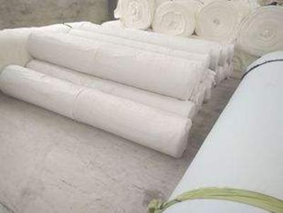 涤纶短丝土工布