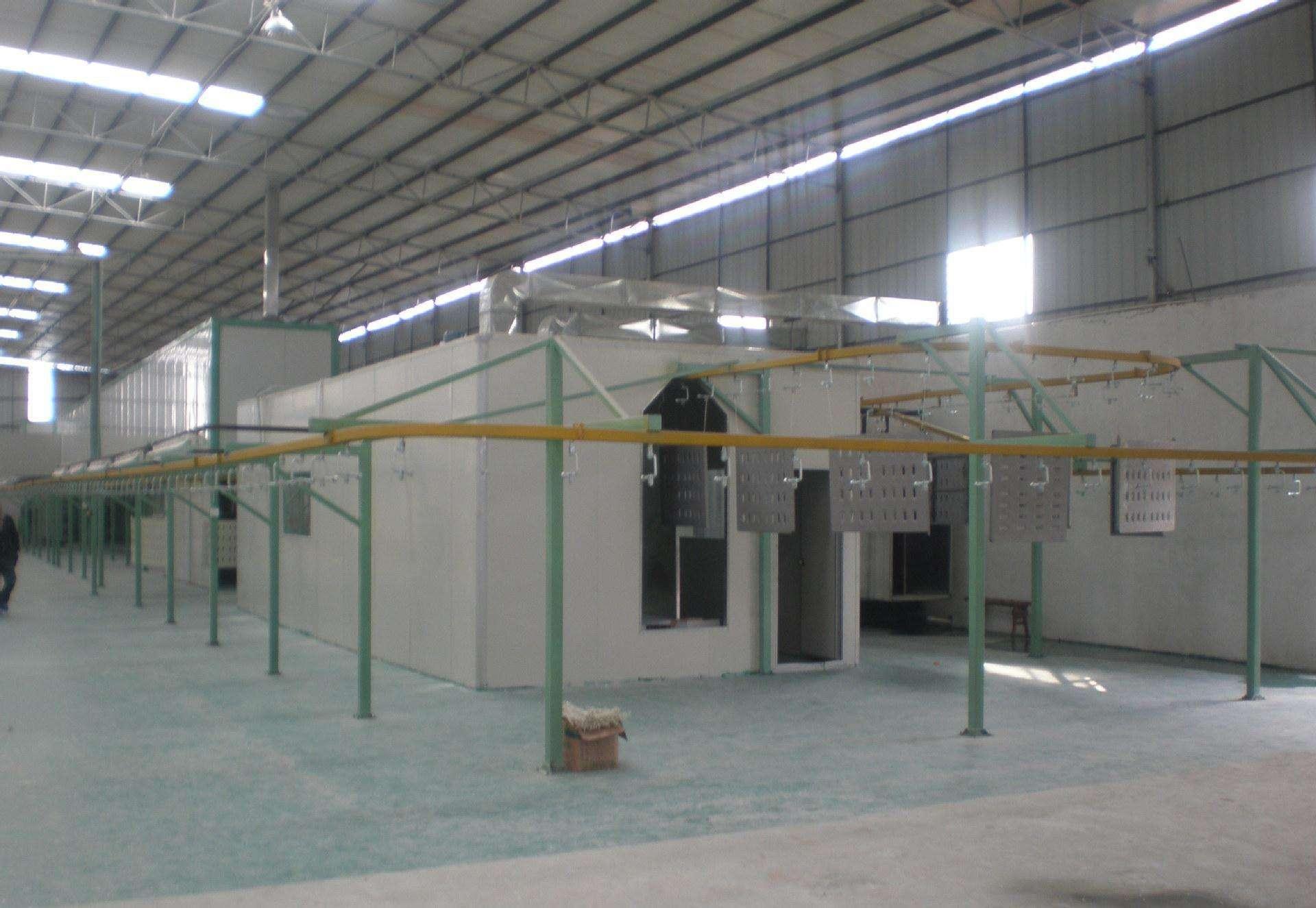 新疆涂装生产流水线系统