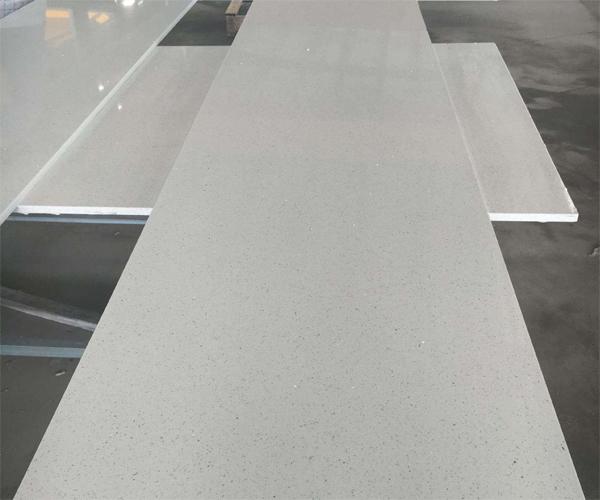 石英石板材台面出现裂痕后如何更好的修补?