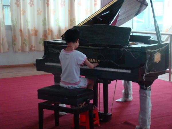 吉安钢琴考级