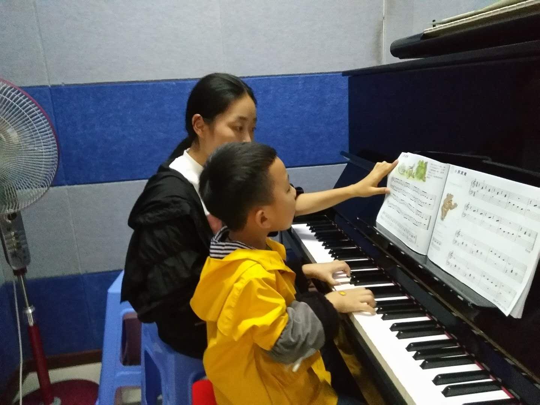 吉安钢琴培训