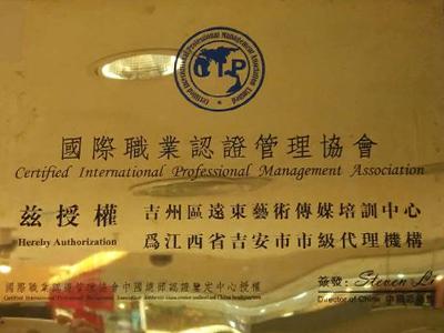 国际cip职业枝术认证