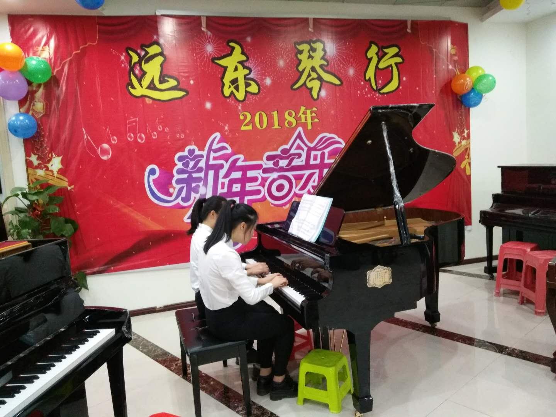 2018元旦:钢琴表演(三)