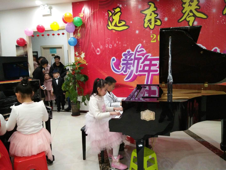 2018元旦:钢琴表演(五)